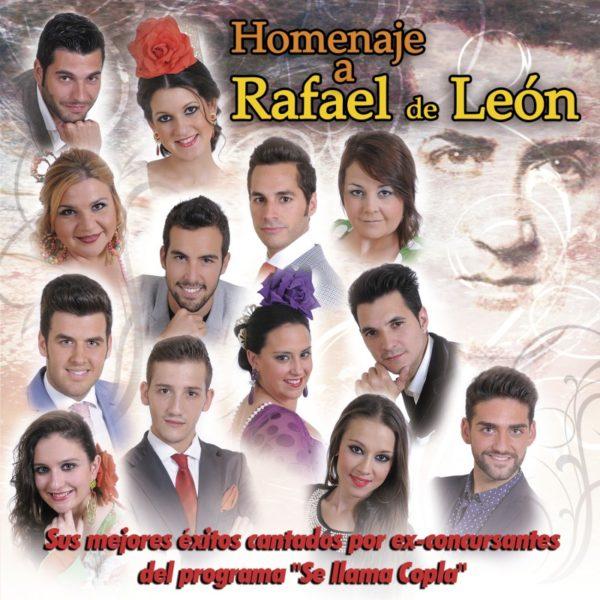 Homenaje a Rafael Leon